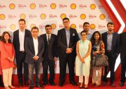 Shell Helix paints 300 speed breakers as a part of its #DRIVEONPAKISTAN campaign
