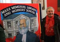 Symposium commemorating birth anniversary of Marx's major books held