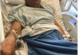 Further details of accident injuring Naeem Bukhari revealed