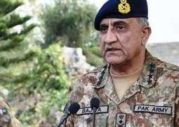 Chief of Army Staff (COAS) General Qamar Javed Bajwa  confirms death sentence for 11 hardcore terrorists