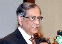 Judiciary guardian of constitution, justice dispensation basic responsibility: Chief Justice of Pakistan Justice Saqib Nisar