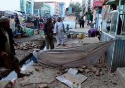 Six school students injured in stampede after earthquake