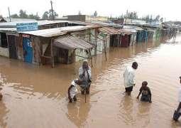 'Sea of water' from Kenya dam burst kills at least 32