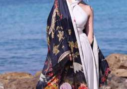 Mahira Khan wears Elan for first look at Cannes