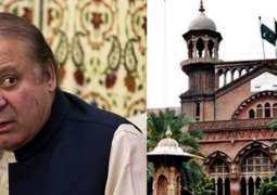 Plea seeking treason case against Nawaz Sharif submitted in Lahore High Court (LHC)