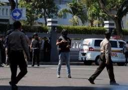4 suicide bombers dead in Indonesia police HQ attack