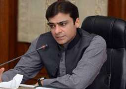 Saaf Pani Company case: My hands are clean, says Hamza Shahbaz as he appears in NAB