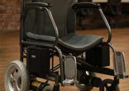 Lums Student Creates First Smart Wheelchair Of Pakistan