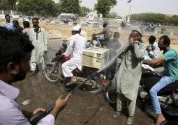 وفاة 63 شخصا في موجة حر تجتاح جنوب باكستان