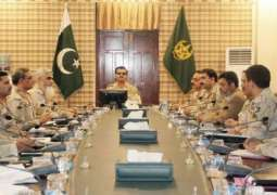 ANF commanders' conference reviews progress on counternarcotics operations, professional issues