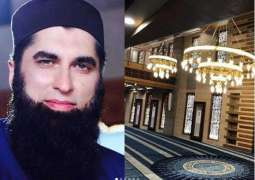 Mosque named after Junaid Jamshed in Karachi