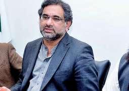 رئيس الوزراء الباكستاني يعرب عن أمله بتشكيل الحكومة المؤقتة عبر الإجماع