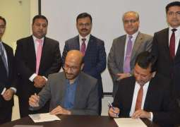 Meezan Bank signs MoU with VPL Limited as the Preferred Financier of UD Trucks in Pakistan!