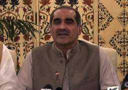 Imran loudly congratulated Qadri after attack on Parliament, PTV: Khawaja Saad Rafique