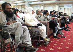 Pakistan leads world in advocating for persons with disabilities