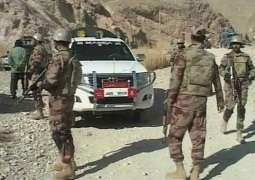 Two FC men injured in Dera Bugti landmine blast