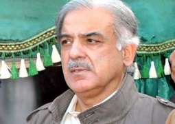 Shehbaz Sharif awards Rs 100,000 to SSP Operations
