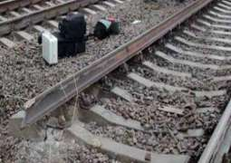 Two blasts take place on railway track in Hyderabad
