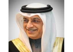 معالي الشيخ سلمان بن ابراهيم يبحث مع رئيس الإتحاد السعودي مبادرات تنمية الكرة الآسيوية