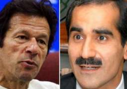 Saad Rafique steps in to contest elections against Imran Khan