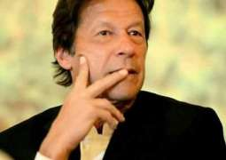 Imran Khan congratulates Justice (r) Nasir-ul-Mulk for being appointed Interim PM