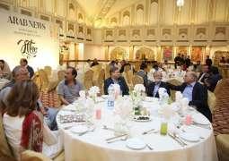 Arab News celebrates three months of Pakistan edition with Iftar