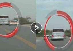 راولپنڈی وچ مسافر بس اُتے فائرنگ کرن والے موٹروے پولیس دے اہلکاراں خلاف مقدما درج کر لیا گیا