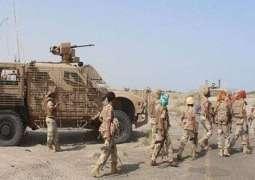 الجيش يحرر ويطهر كتاف بصعدة وغارات التحالف تكبد الحوثي خسائر في تعز