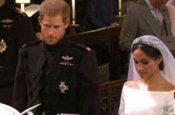 برطانوی شہزادہ ہیری تے امریکی اداکارہ میگھن اک دوجے دے ہو گئے
