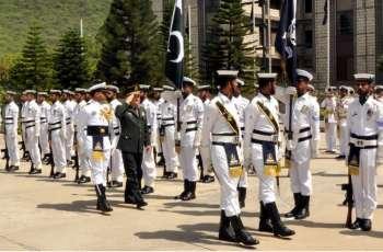 نائب رئيس اللجنة العسكرية المركزية الصينية يزور مقر القوات الجوية الباكستانية
