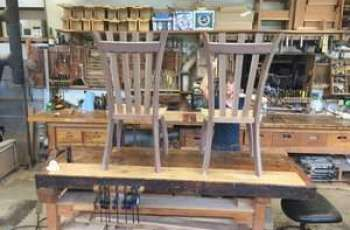 Furniture makers hit by dwindling timber supplies, trained woodworkers