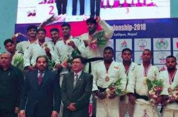 Pakistan team bags 4 medals in Int'l Taekwondo C'ship