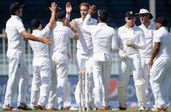 پاکستان اتے انگلینڈ دیاں کرکٹ ٹیماں وچال ڈو ٹیسٹ میچاں تے مشتمل سیریزدا پہلا میچ 24 مئی توں شروع تھیسی