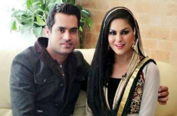 Veena Malik parted ways with husband over financial issues