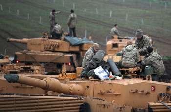 په تركية كښې د عملياتو په مهال 21 ترهګر ووژل شول