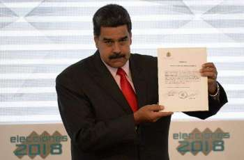Venezuela's Maduro expels US diplomats, rejects sanctions