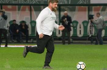 FIFA 'concerned' by arrest in Chechnya of rights activist