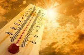 Lahorites face scorching heat in Lahore
