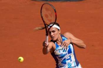 Olympic champion Monica Puig out of French Open