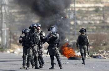 Palestinian shot by Israelis in West Bank protests dies: ministry