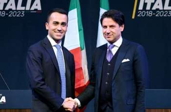 Giuseppe Conte approved for Italian prime minister