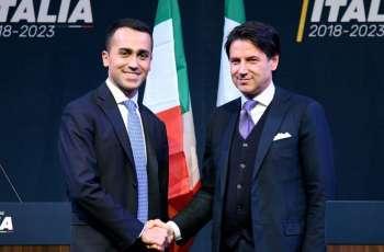 Giuseppe Conte approved for Italian prime minister