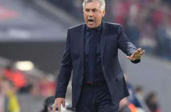 Ancelotti named as new Napoli coach on three-year deal