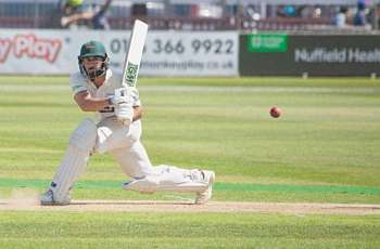 England 165-5 against Pakistan at 1st day tea