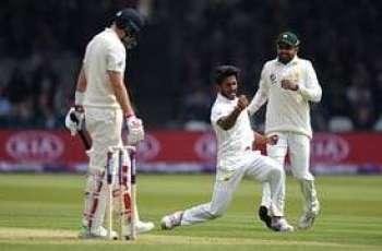 Cricket: England v Pakistan 1st Test scoreboard