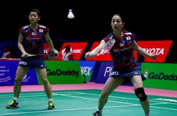 Japan storms into final of badminton's Uber Cup