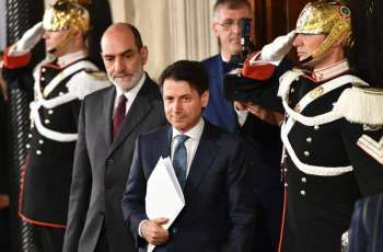 Italian populist PM nominee bids to finalise cabinet