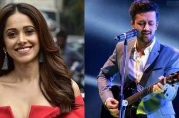 Bollywood's Nushrat Bharucha to feature in Atif Aslam's music video
