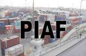 PIAF lauds govt to disburse outstanding refunds to exports industry