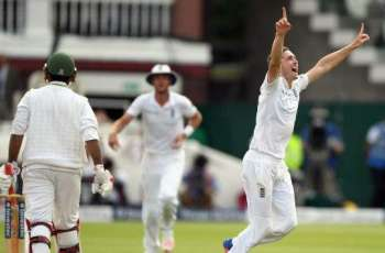 Cricket: England v Pakistan 1st Test scoreboard